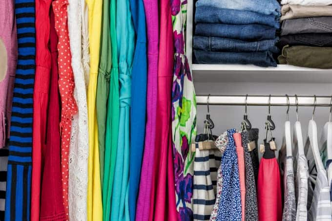 Clean Your Closet - Wardrobe Spring Cleaning - Diversity News Magazine