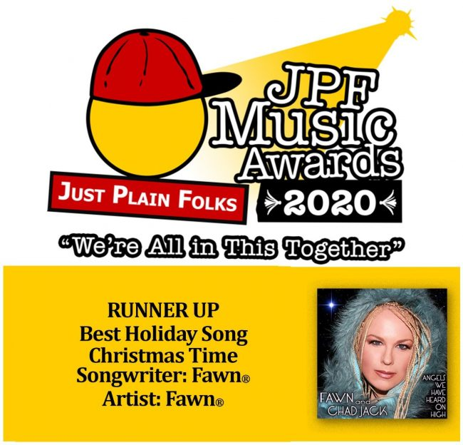 Singer-Songwriter Fawn Wins Multiple Honors at the 2020 JPF Music Awards