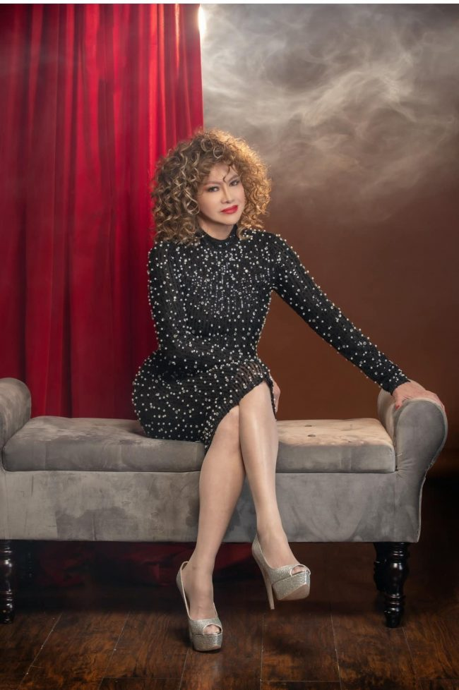 Author Singer Actress Producer Lourdes Duque Baron Living Like 74 is the New 34